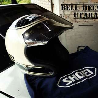 Helmet shoei monkey limited