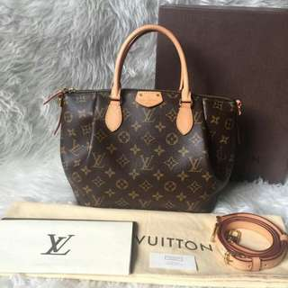 LOUIS VUITTON TURENNE PM MONOGRAM 2016