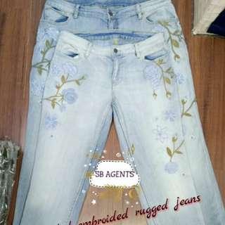 Jeans Plus Size