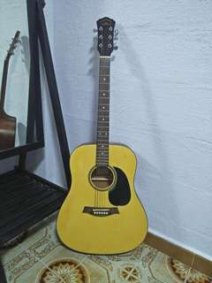 Jack and Danny Acoustic Guitar