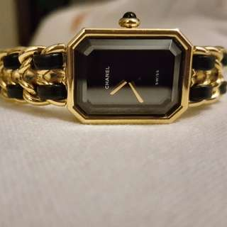 Vintage and Classic CHANEL watch.