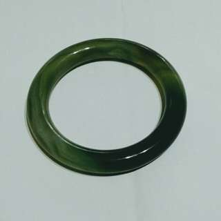 🚚 天然綠瑪瑙手環  39號