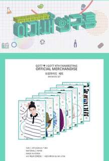 [Preorder] GOT7 Official Bromide Set