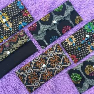 Sale!! Aztec wallets any 2 for P250