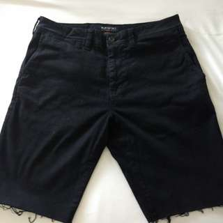 Mens American Eagle Distressed Shorts