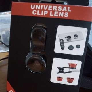 Universal Fish eye lens