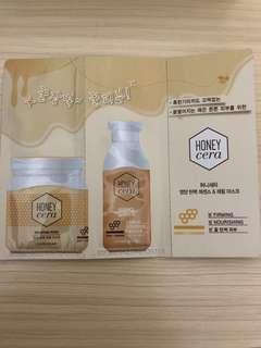 Etude House Honey Wrapping Mask & Essence
