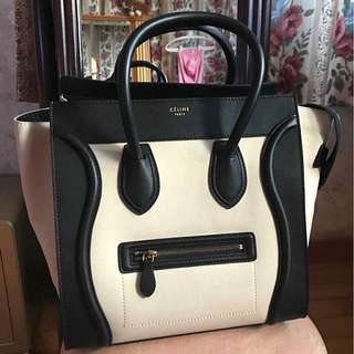 97%New! Celine Nano Luggage large size*Not Authentic*