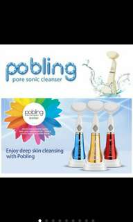 Facial Brush Pobling Pore Sonic Clenaser