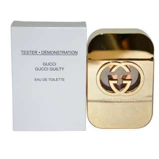 Gucci Guilty EDT 75ml Tester
