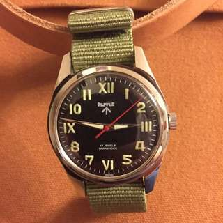 Vintage Military Watch 軍錶