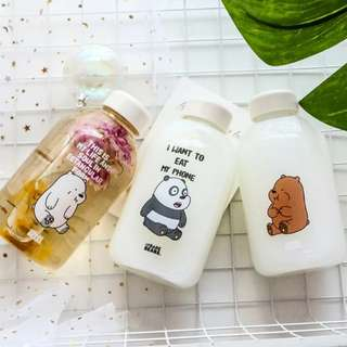 We Bare Bear 650ml water bottle
