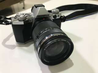 Sell because think to change other camera