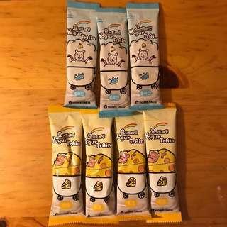 韓國 乳酪火車 即沖乳酪粉 (散裝)