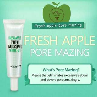 SKINFOOD Fresh Apple Poremazing Primer Gel