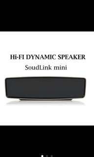 Similar Bose Bluetooth Speaker HiFi Dynamic Soundlink