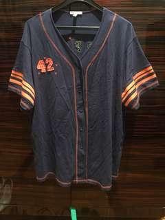 Zara Baseball T-Shirt