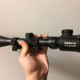 狙擊望遠鏡/FF3-9x40GD