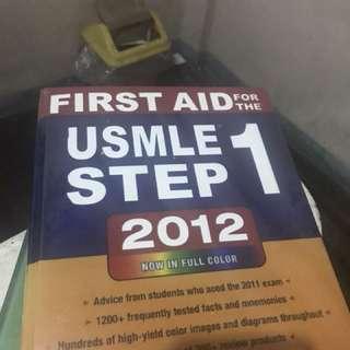 Usmle 2012 step 1