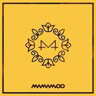 <<代購>>MAMAMOO - Yellow Flower