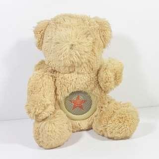 B.Bear (HK) 毛公仔 揚聲器啡色B.Plush Speaker Brown