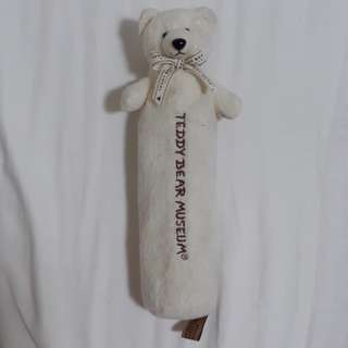 Teddy bear museum pencil case