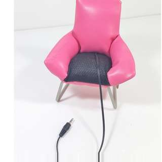 Semk (HK) 大班椅電話座揚聲器 Designer Music Chair Phone holder Speaker