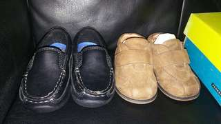 Set -Authentic Florsheim and Stacy Adams Shoes