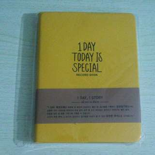 [BN] 1 DAY TODAY IS SPECIAL RECORD BOOK