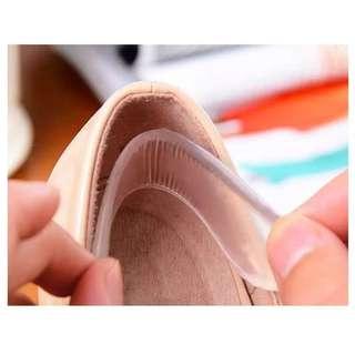 Foot Care Tools Silicone Gel Shoe Heel Protectors Pain Relief Gel Insoles Heel Pad Stick Pedicure Halux Valgus Massager