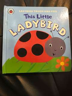 Ladybird touch and feel