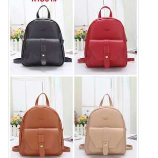 Katespade Backpack Leather  High Quality  Size 11X10 inch
