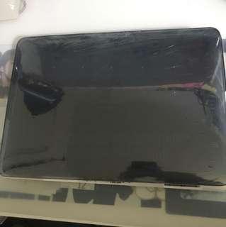 """Macbook retina 13.3"""" hard plastic case"""