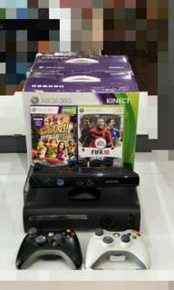 Xbox 360 + Game