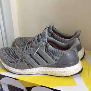Ultra Boost 1.0 Wool Grey