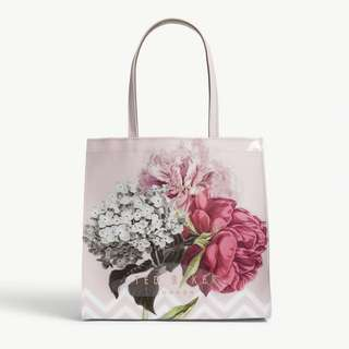 TED BAKER Emelcon large icon tote bag