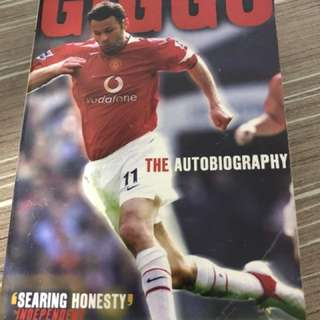 Ryan Giggs autobiography book