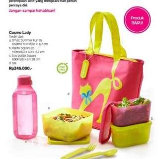 Cosmo Lady Tupperware