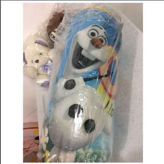 Bundled Disney Dakki Olaf Preloved Stuffed Toys