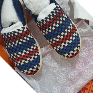 Tory Burch Woven Shoes