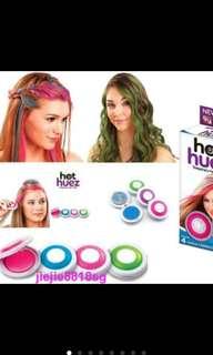 Hot Huez DIY Temporary Hair Chalk Dye
