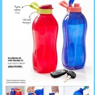 Eco Bottle 2L with Strap Tupperware