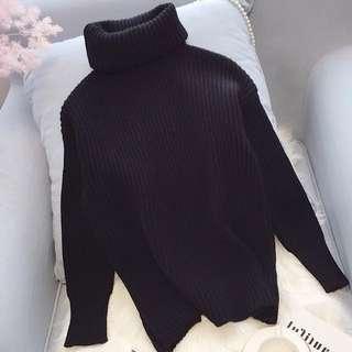 最新2018時款女裝毛衣上衣針織冷衫