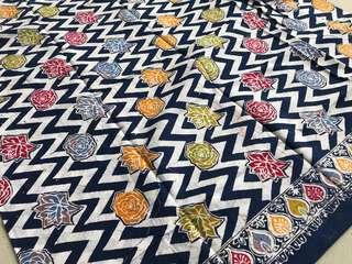 Batik Cap Wedelan
