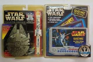 STAR WARS R2D2 錶 n 問答機
