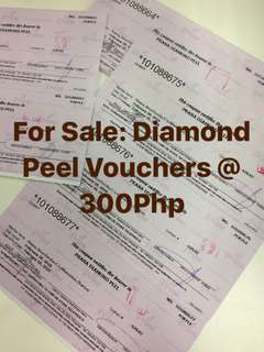 Diamond Peel Voucher