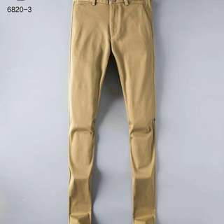 Fendi Mens Casual Pants