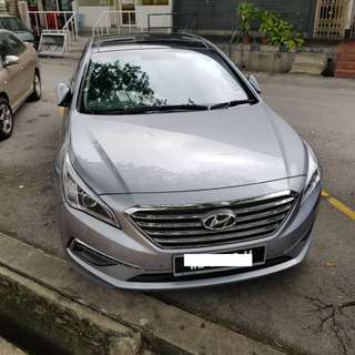 Hyundai Sonata 2.0 Executive