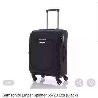 Samsonite cabin bag Emper Spinner