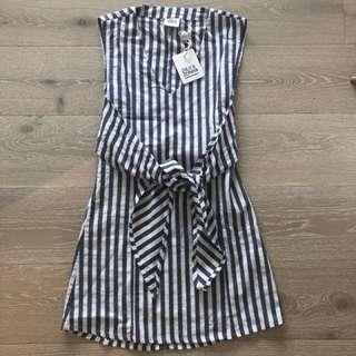 Zulu & Zephyr Linen Dress
